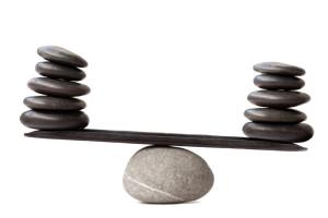 Kcal in balans: opname vs. verbruik