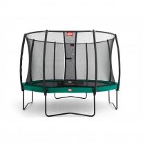 BERG Champion 380 AirFlow Trampoline met Safety Net Deluxe