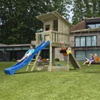 Blue Rabbit Beach Hut DeLuxe Speeltoren